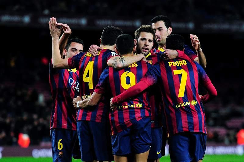 Barcelona vence Real Sociedad