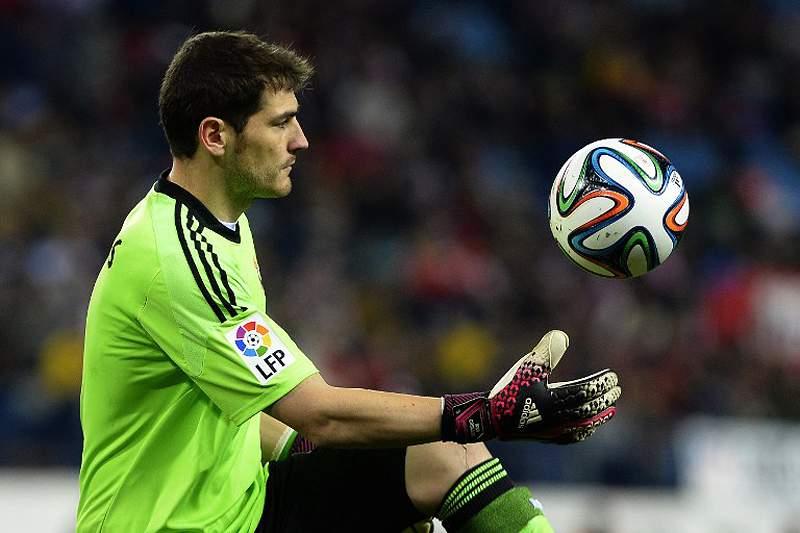 Casillas regressa à liga espanhola frente ao Valladolid