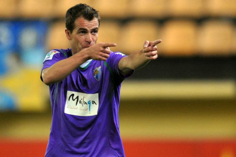 Duda salta do banco para ajudar Málaga a bater Getafe