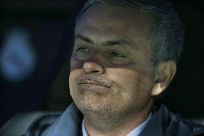 Mourinho expulso