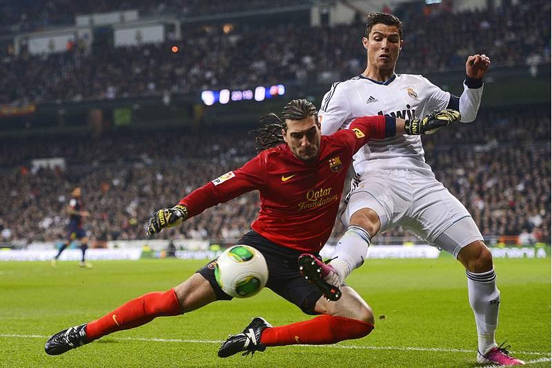 Varane dá esperança para Camp Nou