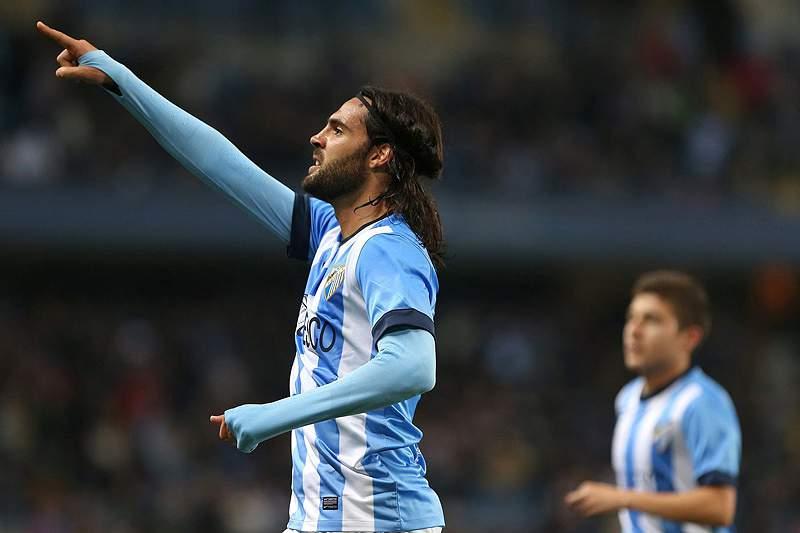Osasuna empata em Málaga e leva decisão para casa