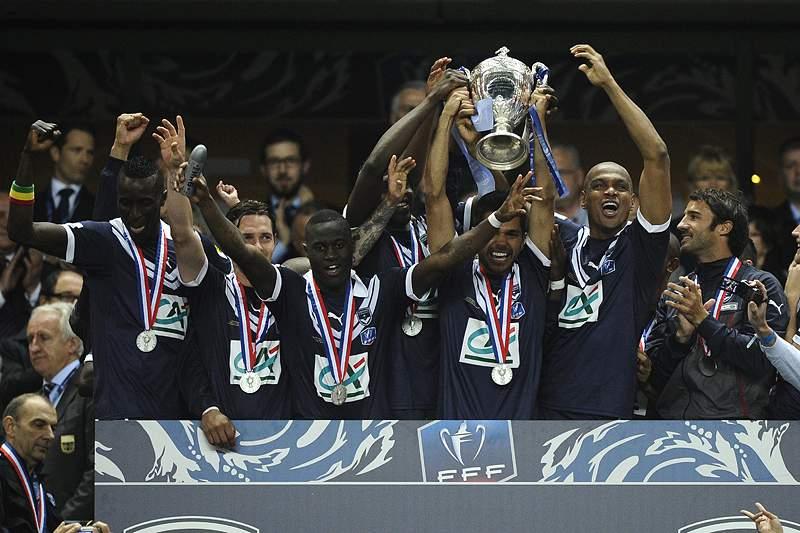 Bordéus conquista a Taça de França