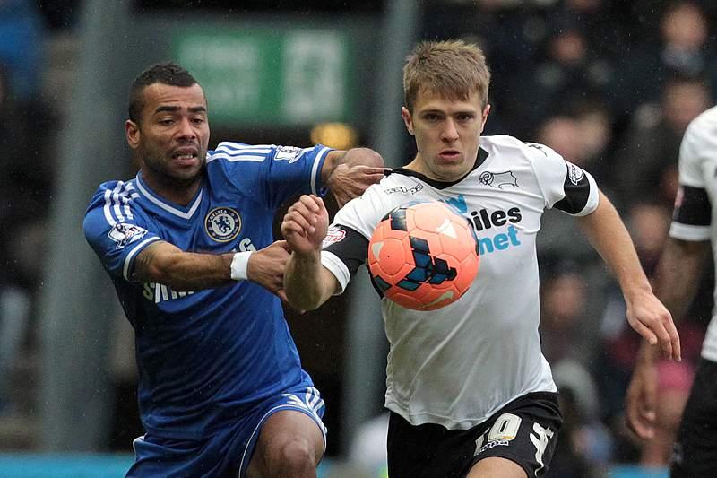 Chelsea segue em frente ao eliminar o Derby County