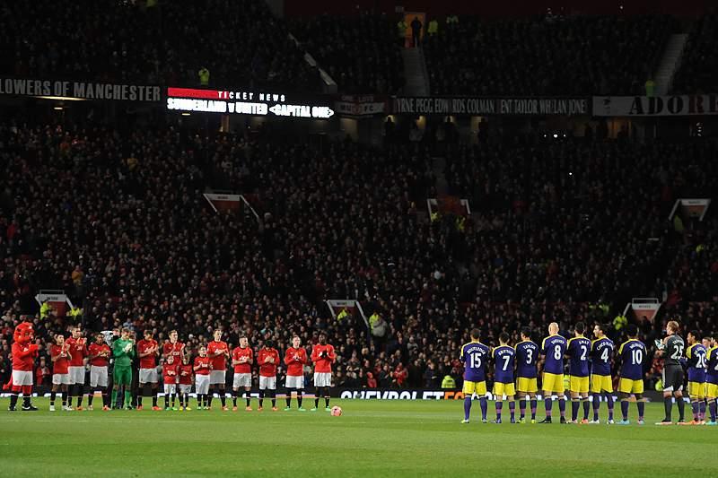 Manchester United homanegeou Eusébio