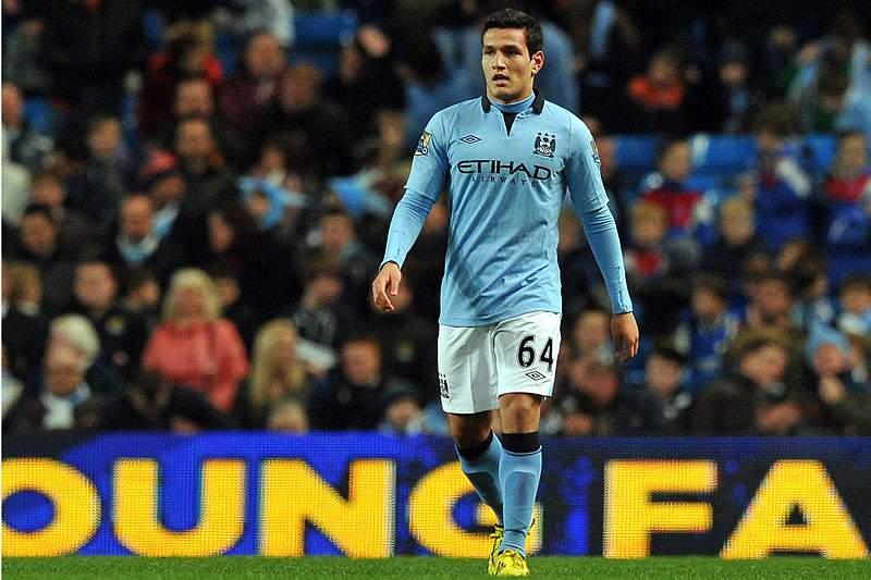Marcos Lopes, o português campeão pelo Manchester City