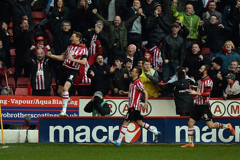 Sheffield United nas meias-finais da Taça de Inglaterra