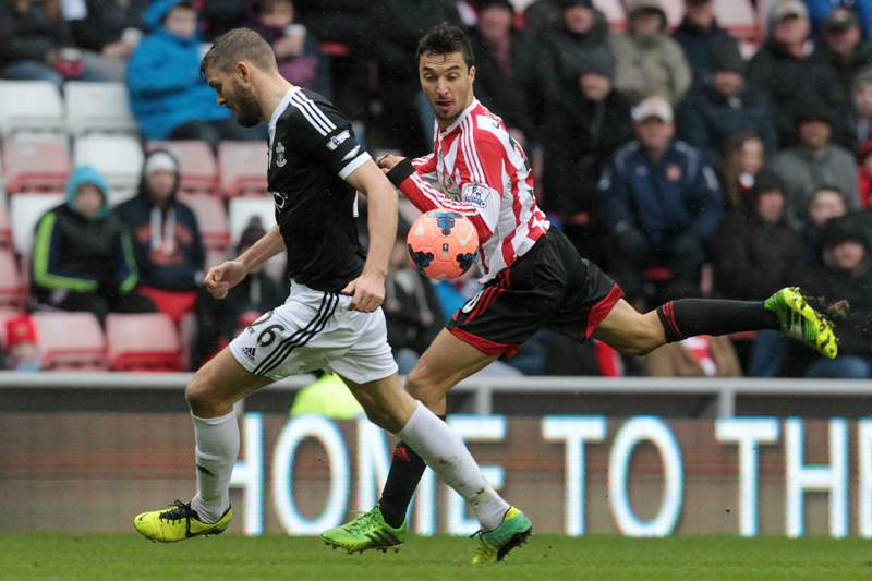 Sunderland afasta Southampton