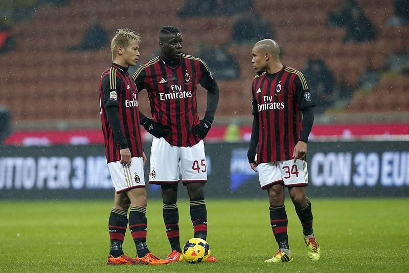 Udinese afasta AC Milan da Taça