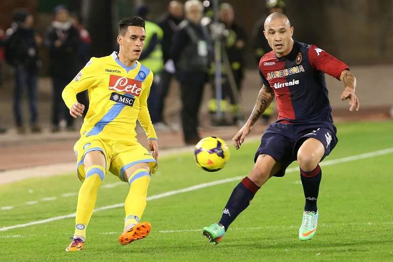 Nápoles vence AS Roma, antes da visita ao Dragão