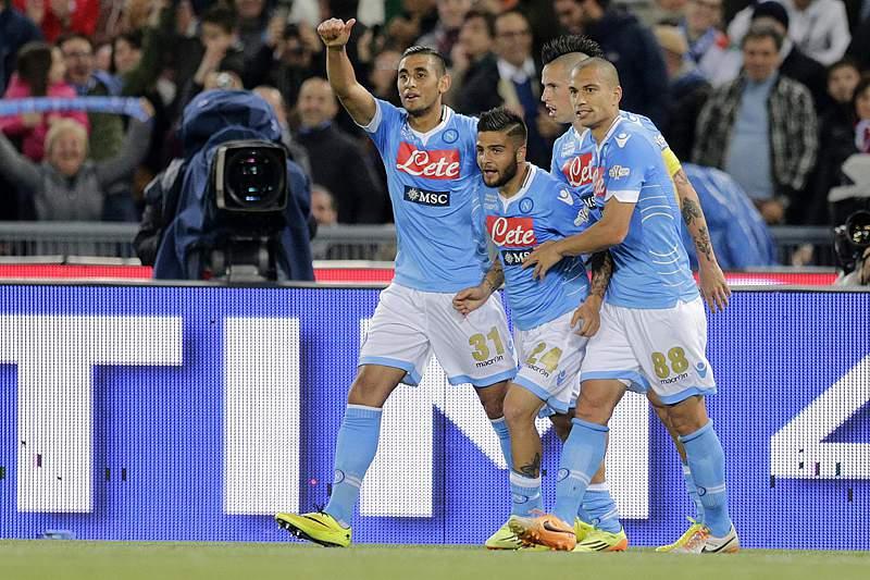 Nápoles vence Fiorentina e conquista Taça de Itália