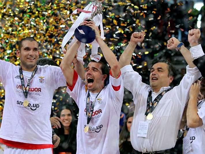 Benfica conhece os adversários da Ronda de Elite