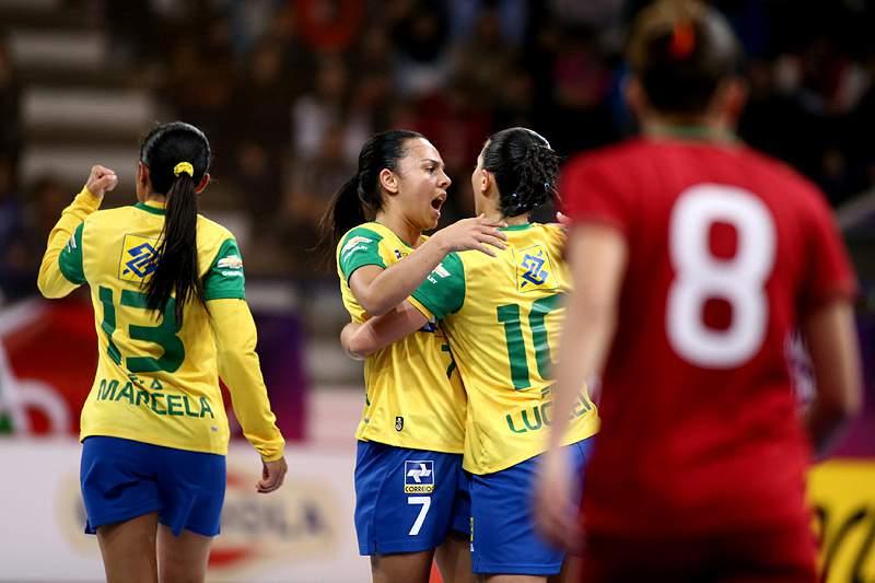 Portugal derrotado 3-2 pelo Brasil