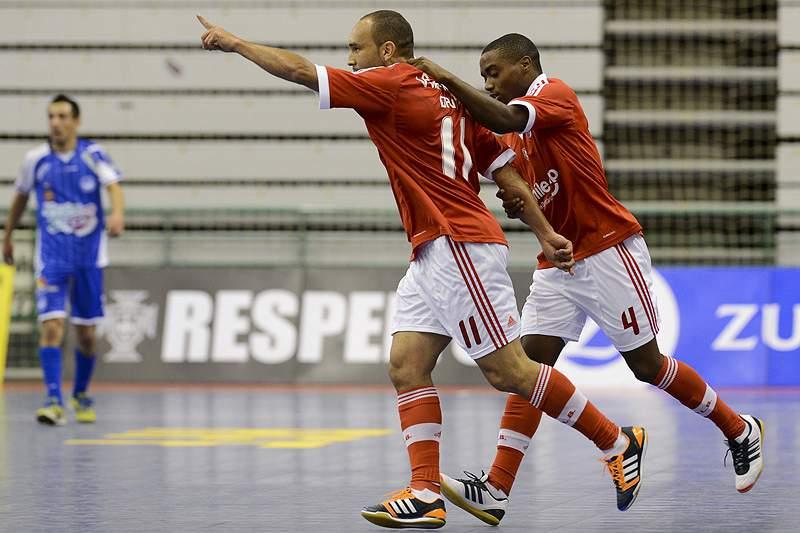 Benfica começa quinta-feira a lutar pela final four