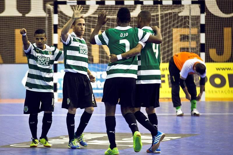 Sporting defronta filial parisiense em jogo amigável