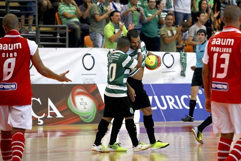 «O Sporting ganhou bem»