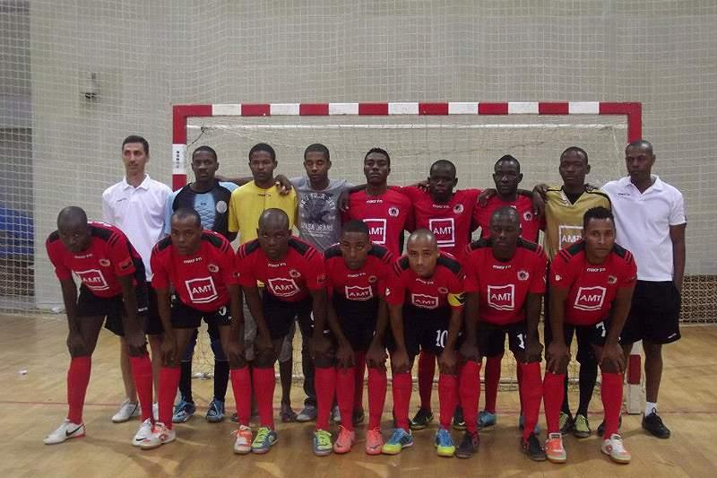 Presidente da federação satisfeito com Nacional de futsal no Namibe