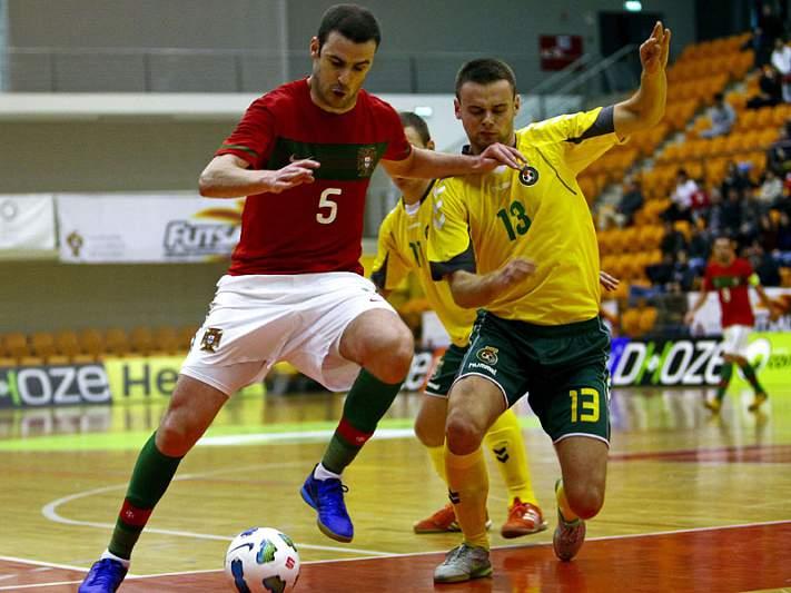 Portugal perde com Eslovénia em ensaio para o Europeu