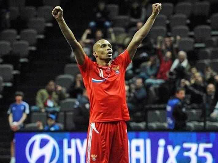 Rússia derrota Sérvia e está nas
