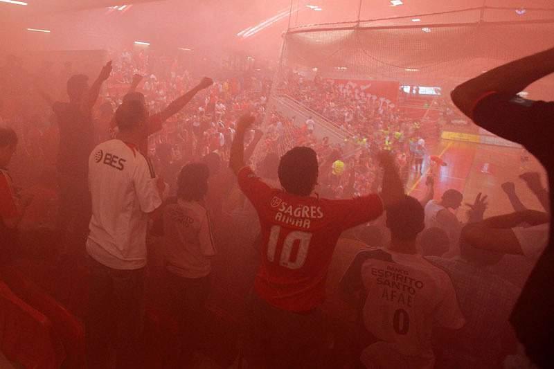 Benfica reforça-se com contratação de Bruno Pinto