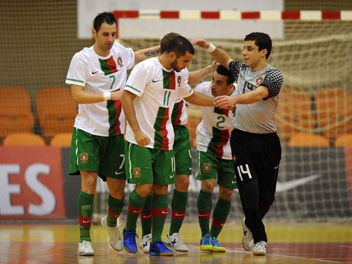 Portugal estreia-se hoje frente ao Azerbaijão