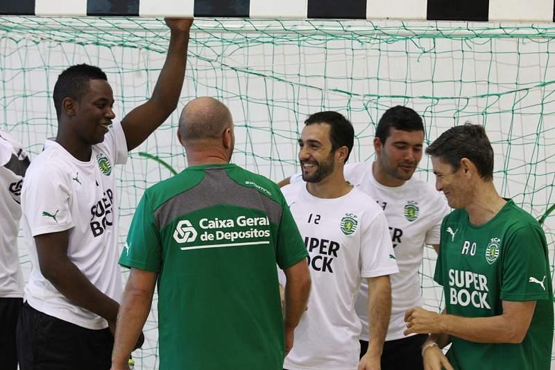 Sporting perde Troféu Stromp