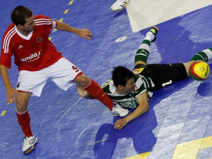 Benfica e Sporting reencontram-se na Taça de Honra