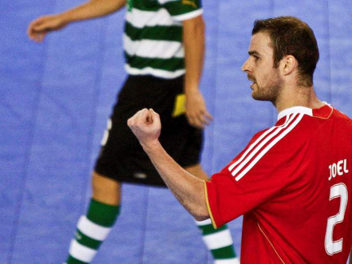 Benfica bate Modicus na 3.ª jornada