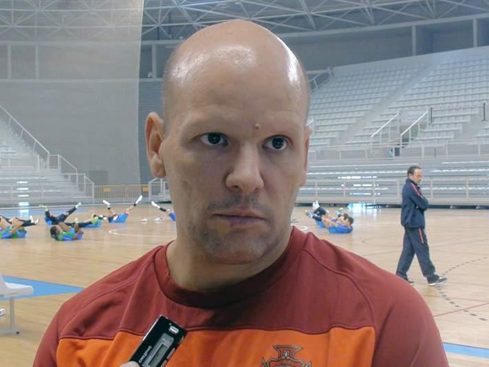 «Futsal é uma modalidade de excelência no Ensino Superior»