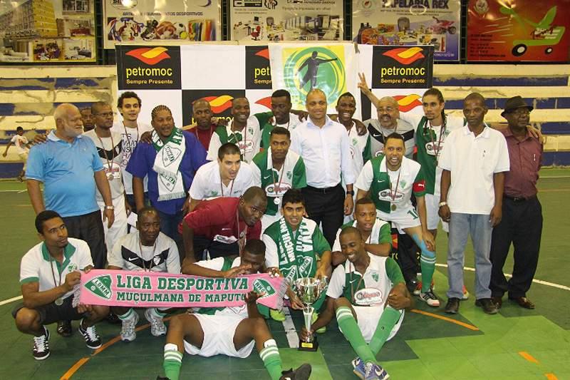Liga Muçulmana conquista Taça Maputo