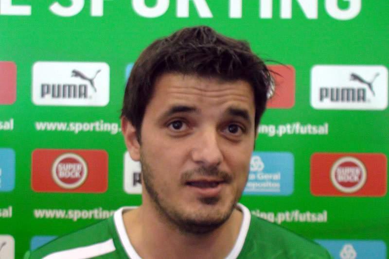 Leões goleiam SC Braga em Odivelas