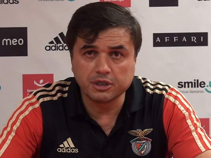 Benfica alcança mais uma goleada