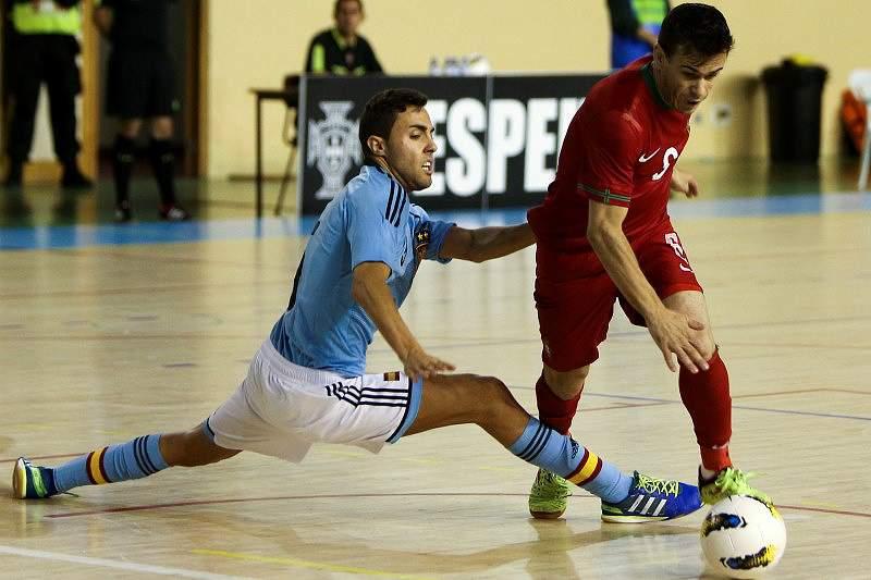 Portugal e Espanha empatam no primeiro amigável