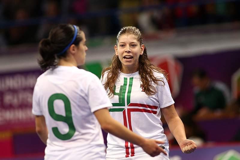 Liliana Salema quer chegar às meias-finais