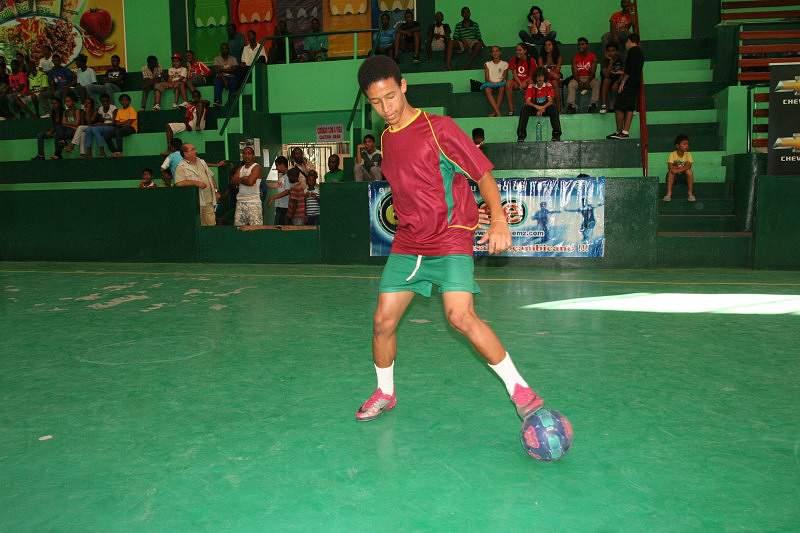 Ricardo Ferreira, uma joia emergente no futsal