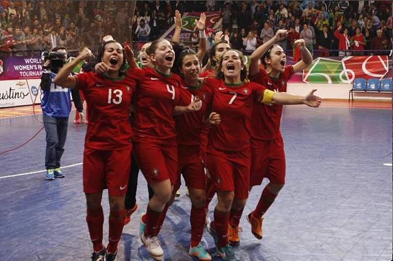 Portugal apurou-se para a final