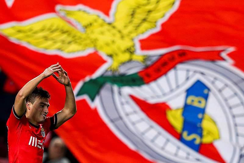 Benfica sobe à sexta posição do ranking UEFA