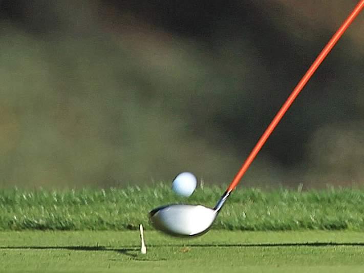 Golfista Pedro Figueiredo