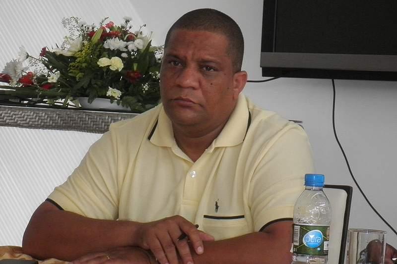 """Diretor Angolano dos Desportos, António Gomes """"Tony Estraga"""""""