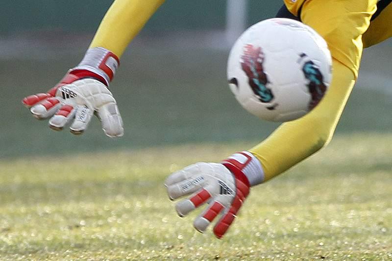 Guarda-redes Rui Silva substitui José Costa na seleção portuguesa