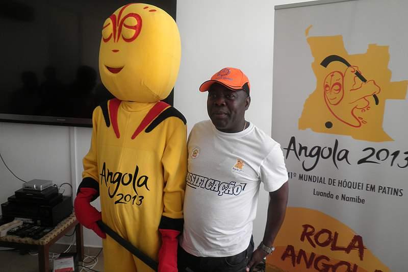 «Com sorte, Angola ganha Mundial de hóquei»