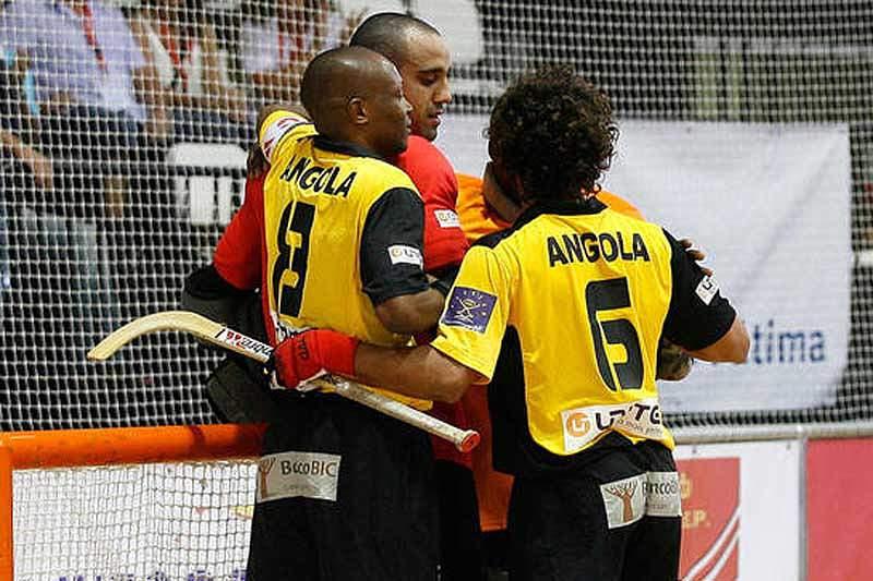 Angola prepara dois amigáveis em França