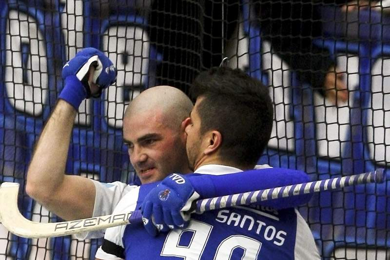 FC Porto marca encontro com a Oliveirense na final