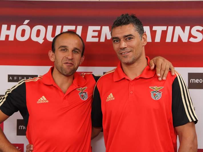 «O Benfica é uma equipa muito grande»