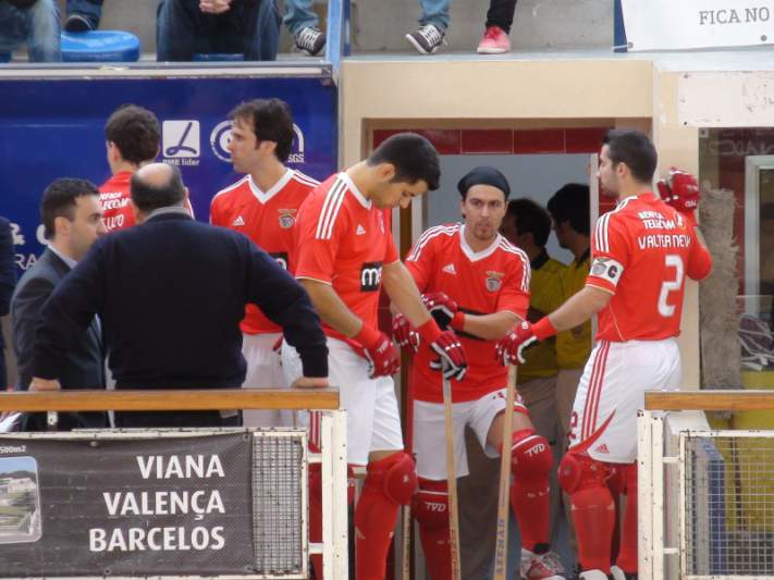 Benfica afastado da Taça de Portugal pelo Valongo