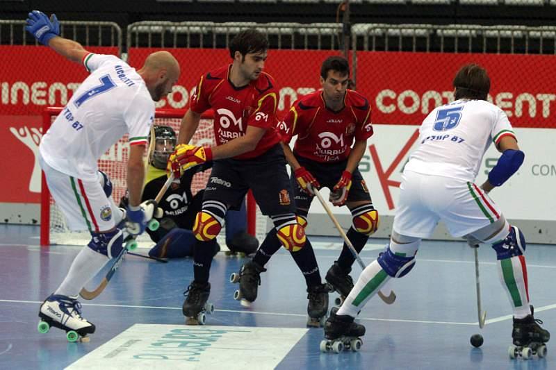 Pedro Gil dá vitória à Espanha