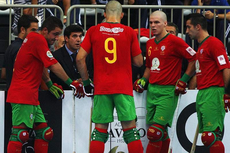 Sub-20 goleiam Alemanha 11-0 na estreia dos Europeus