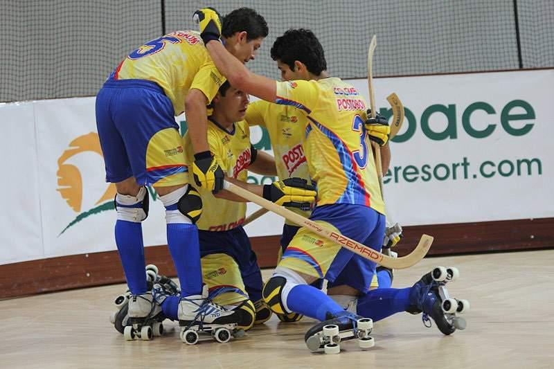 Colômbia vence EUA e fica 13ª posição