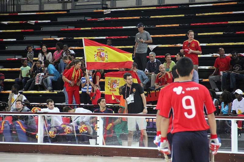 Espanha divulga convocados para a Taça Latina