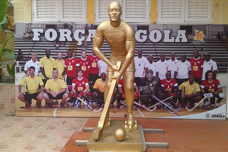 Angola disputa Mundial pela 17ª vez